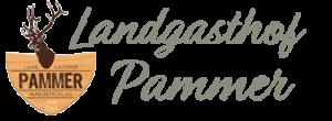 Landgasthof Pammer Logo - quer
